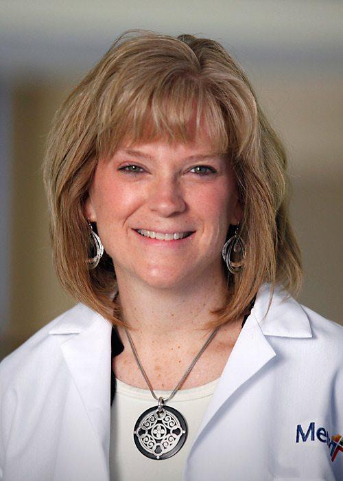 Dr. Jennifer McNay portrait image