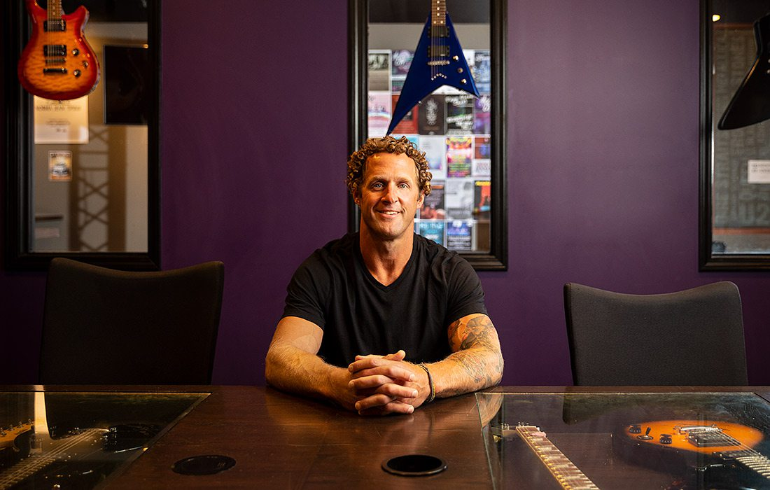Grant Wistrom, former NFL player and potential owner of Revival 98 in Springfield MO