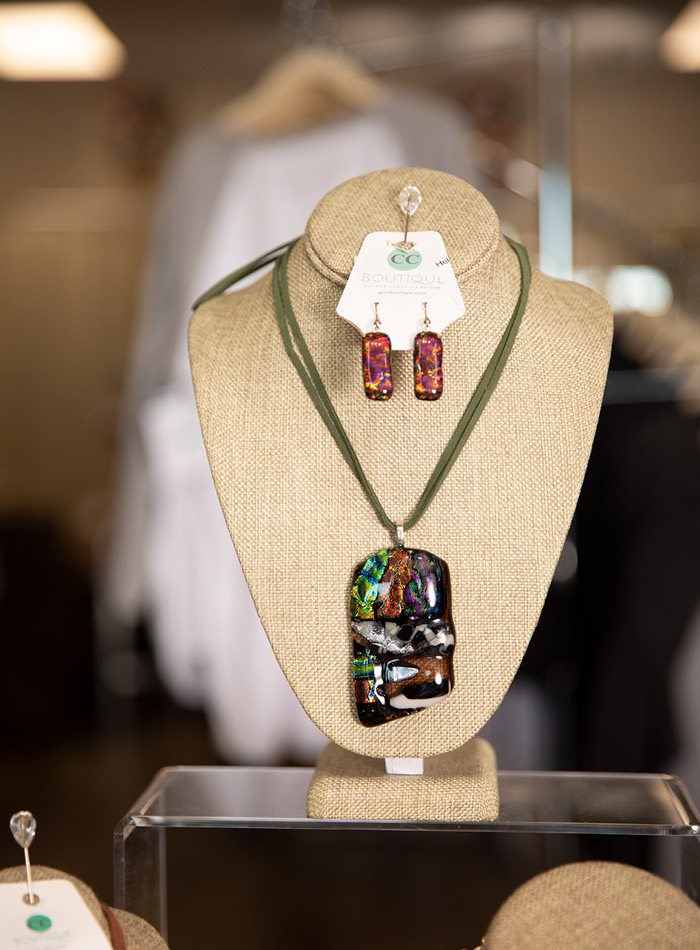 Jewelry at CC Boutique