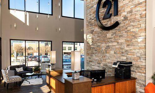 Biz 417 Commercial Design Awards 2020 Winner Century 21 Integrity Group