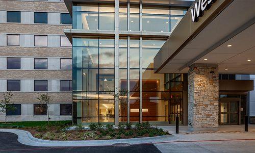 Biz 417 Commercial Design Awards 2020 Winner Mercy Heart Hospital