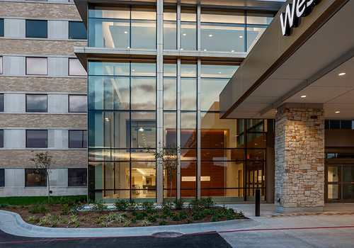 Biz 417 Commercial Design Awards 2020 Winner Mercy Heart Hospital