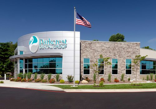 Biz 417 Commercial Design Awards 2020 Winner Parkcrest Family Dental