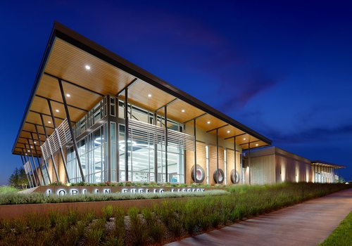 Commercial Design Awards Joplin Public Library