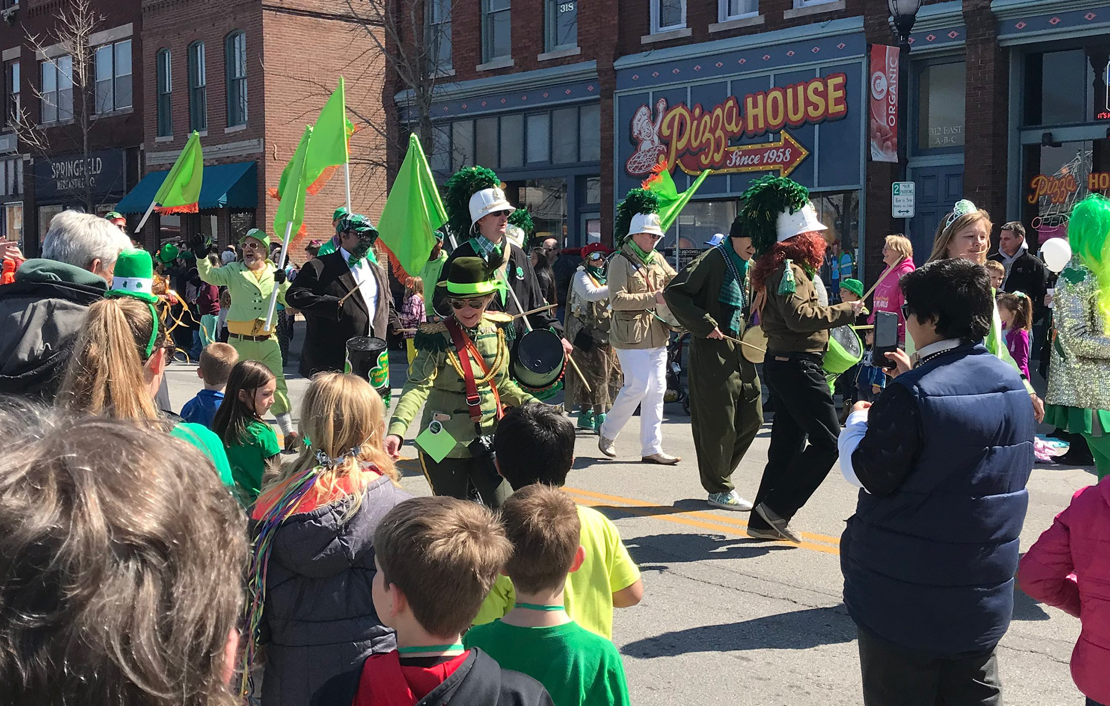 Saint Patrick's Day in Springfield MO