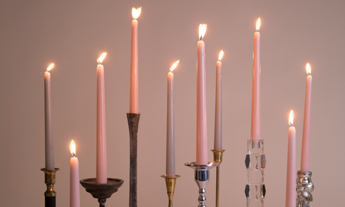 Elevate Your Entertaining Game with Taper Candles