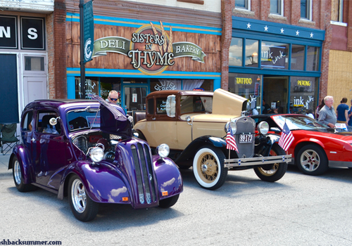 Car, Truck and Bike Show in Springfield, MO
