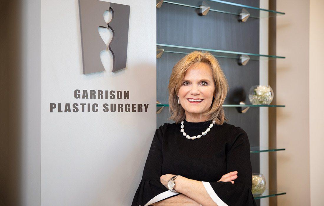 Dr. Carla Garrison, MD of Garrison Plastic Surgery in Springfield, Missouri