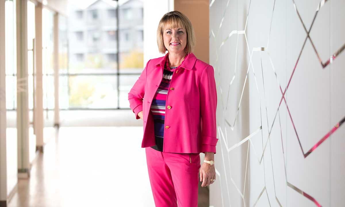 Carlye Wannenmacher of Guaranty Bank Springfield MO