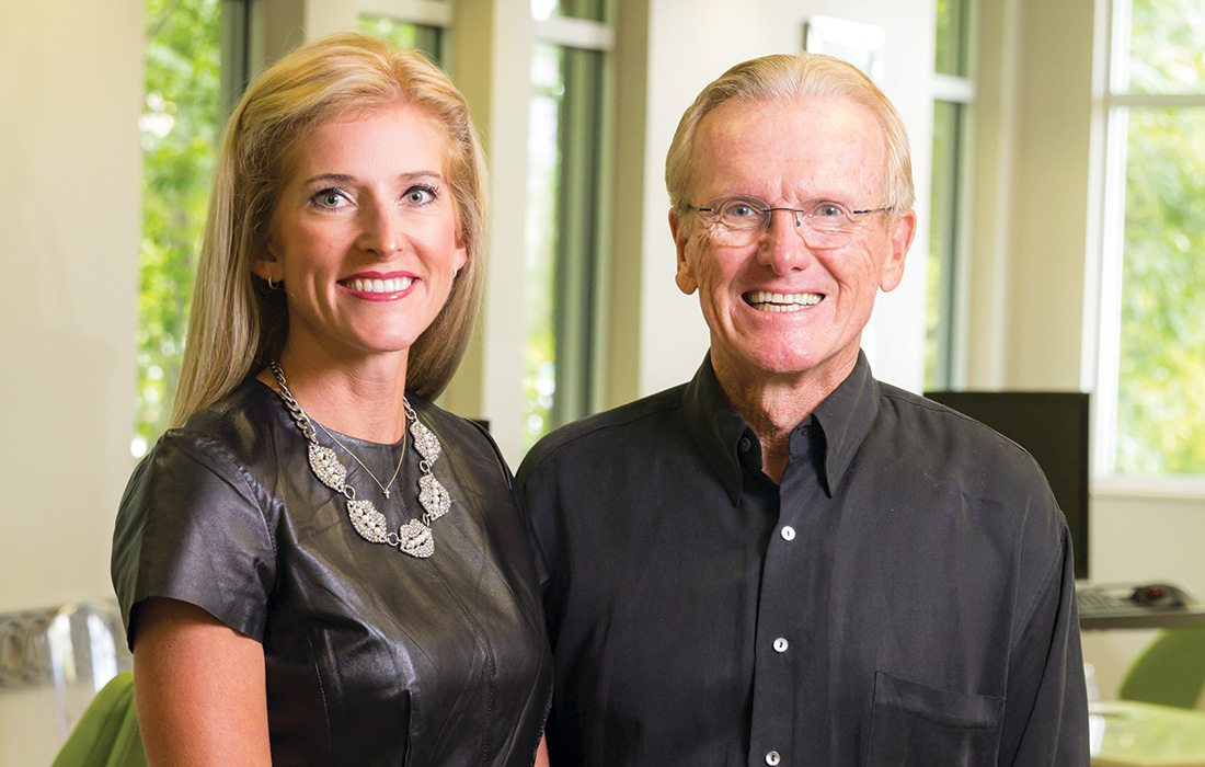 Dr. Tara Cash, Dr. Jerry Cash, Cash Family Orthodontics