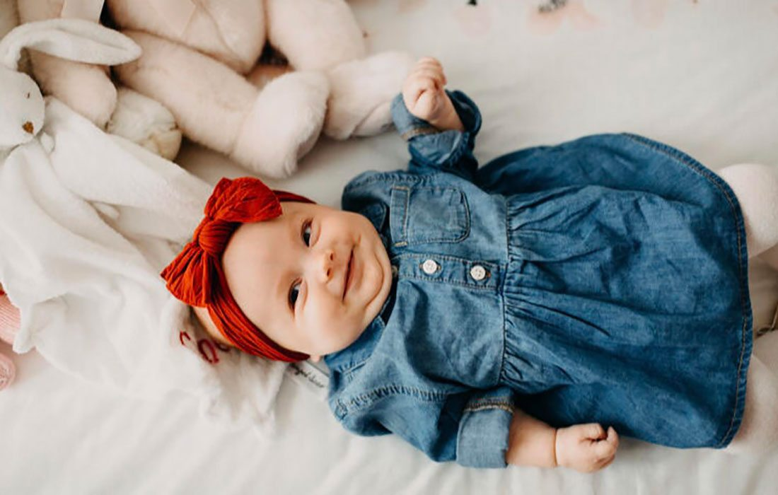 Catherine Kelly | Cutest Baby Finalist