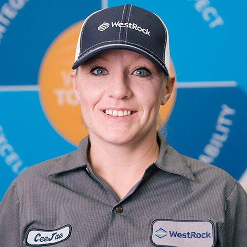 Ceejae Coberley | Maintenance Mechanic with WestRock