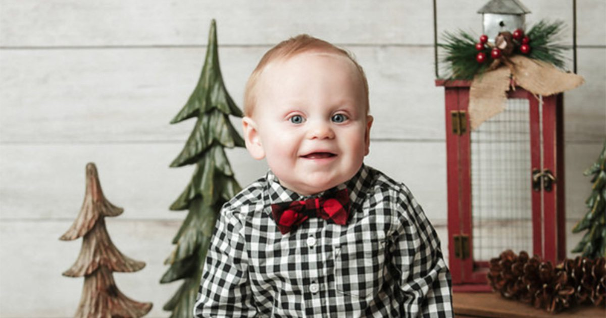 Charlie Spencer Cutest Baby Finalist