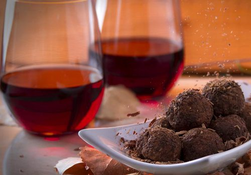 Wine tasting, chocolate and cheese sampling in Springfield MO