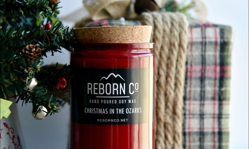 Reborn Co. candle