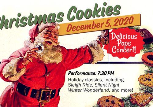 Christmas Cookies Livestream Concert