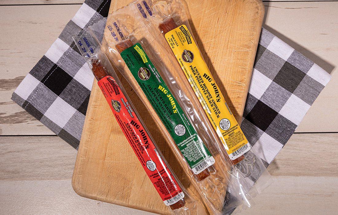 Circle B Ranch snack sticks