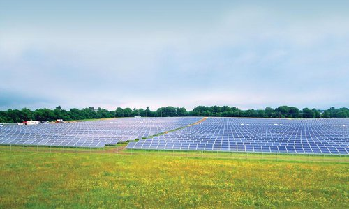 City Utilities Solar Farm