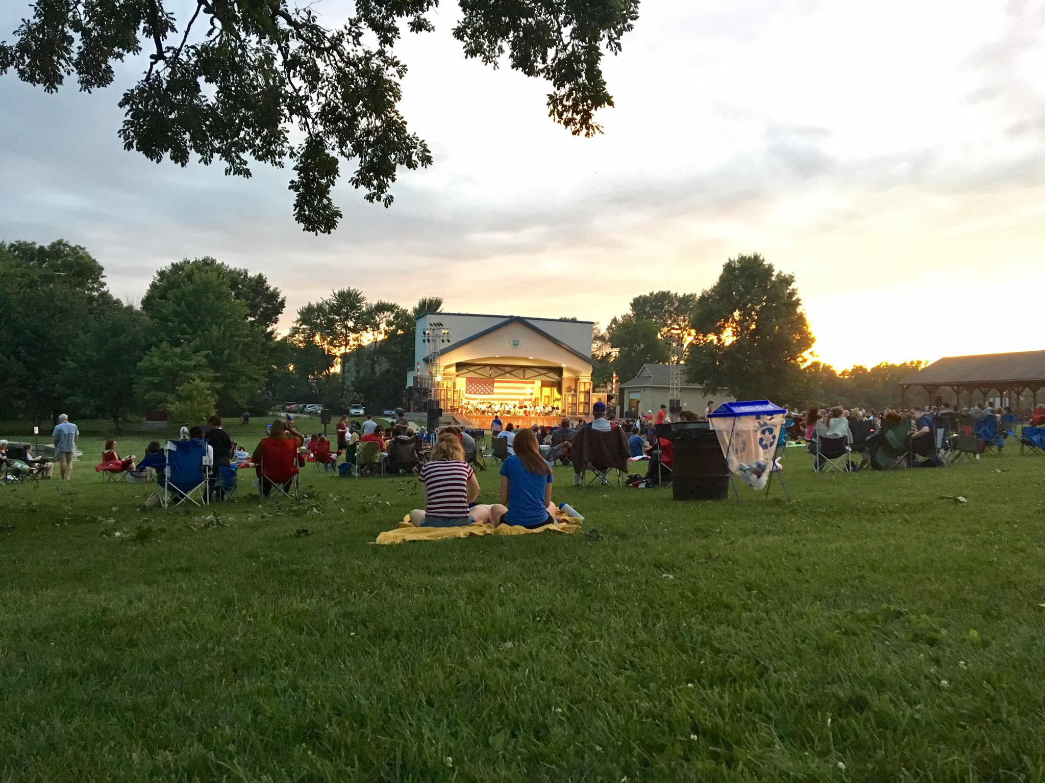 Festival in Clay County MO