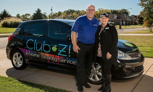 In Home Tutoring Services with Club Z