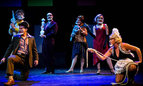 Clue: The Musical at Springfield Little Theatre