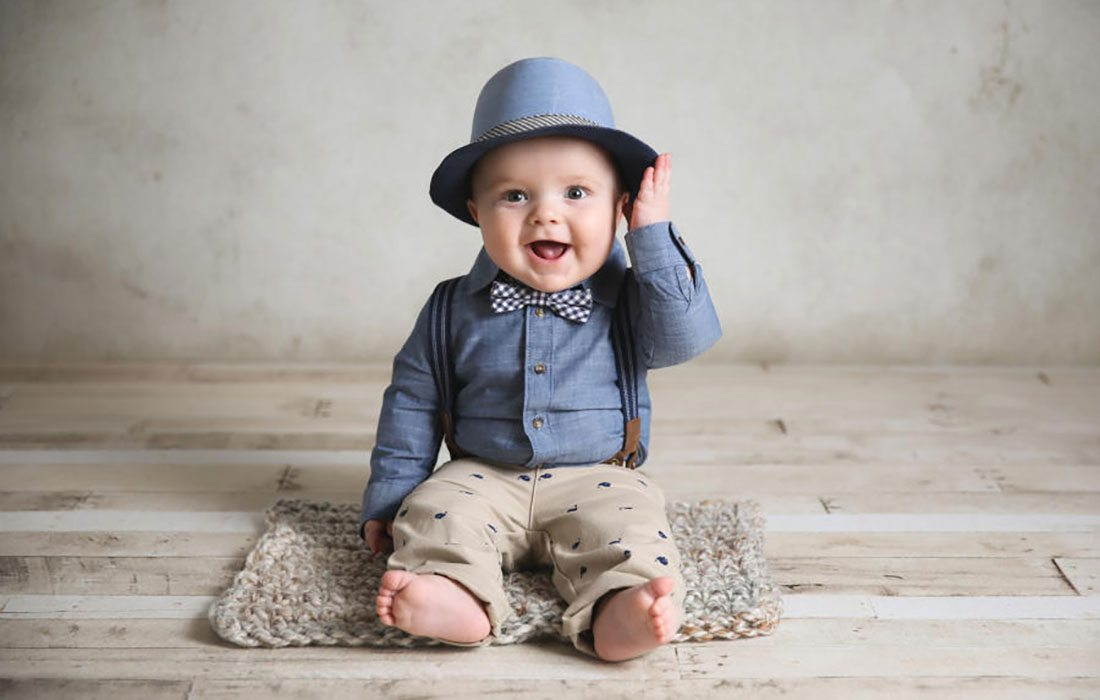 Cole Riddle | Cutest Baby Finalist
