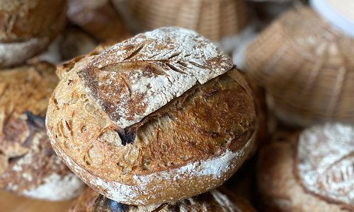 Sourdough bread from Collective Kitchen