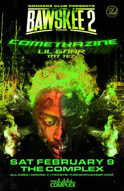 Comethazine @ The Complex