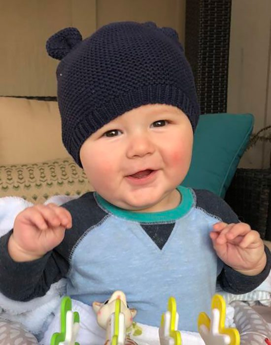 Connor Graves | Cutest Baby Finalist