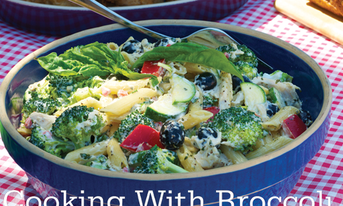 Cooking with Broccoli