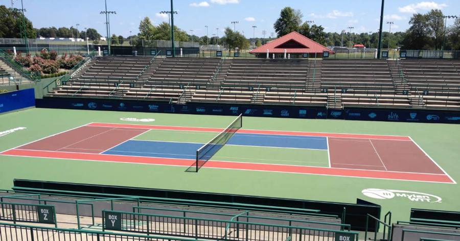 Tennis matches in Springfield, MO