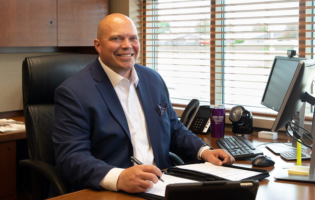 Steve Bishop, COO of Old Missouri Bank