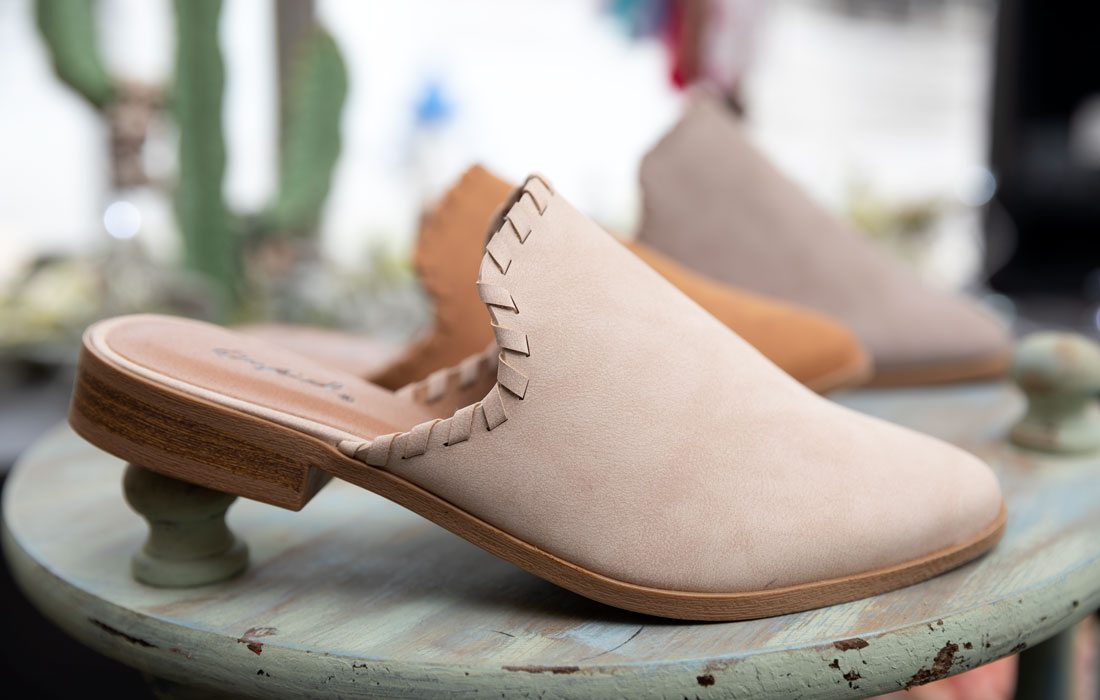 Country Lace Boutique shoes