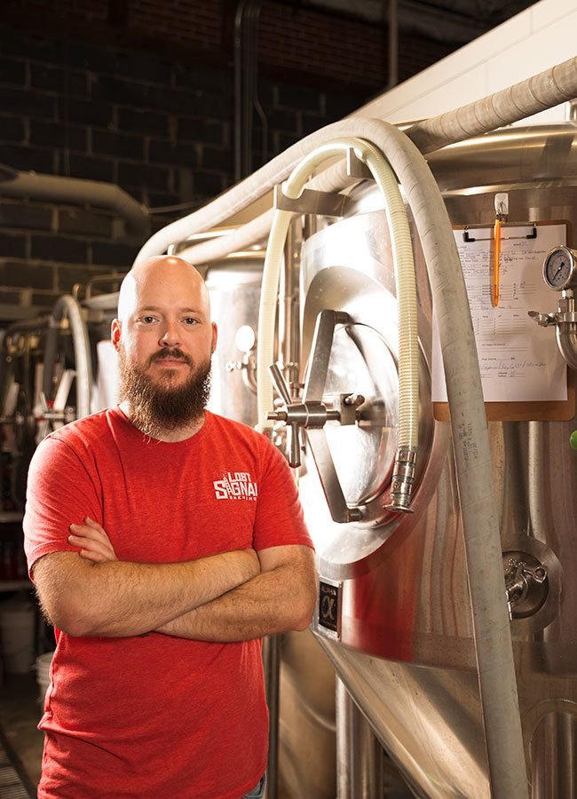 Lost Signal Head Brewer Tyler Hoke Springfield MO