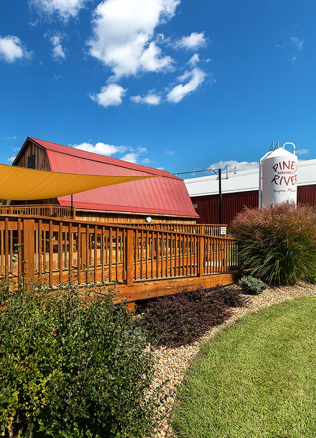 Piney River Brewing Company in Bucyrus, MO
