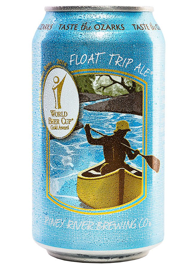 Can of Piney River Float Trip Ale