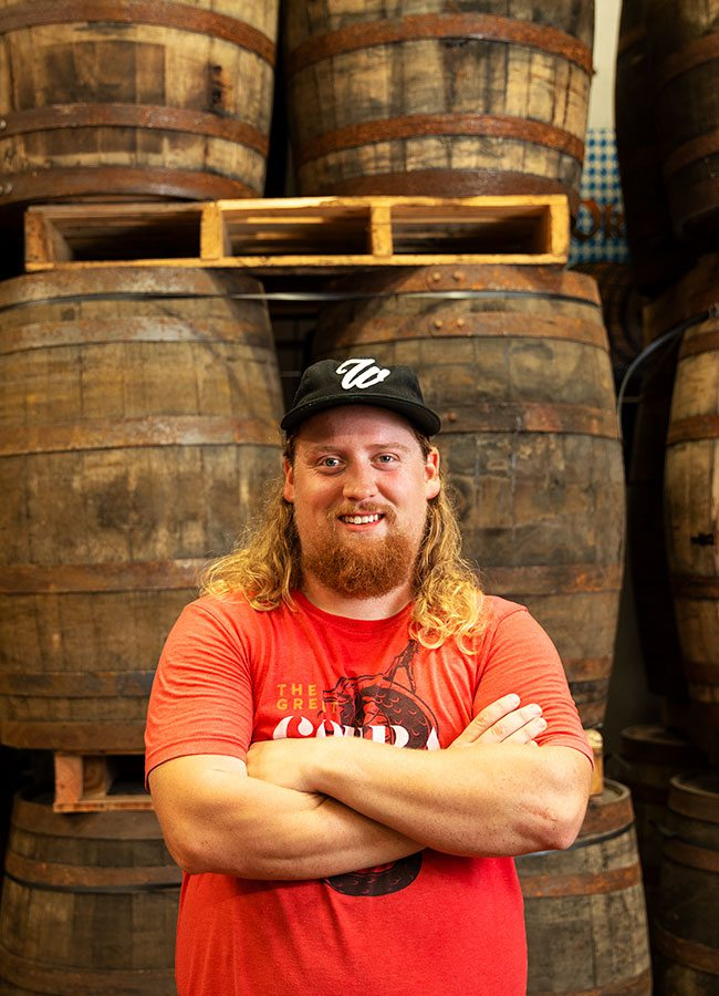 Mothers Brewery head brewer Dave Soper Springfield MO