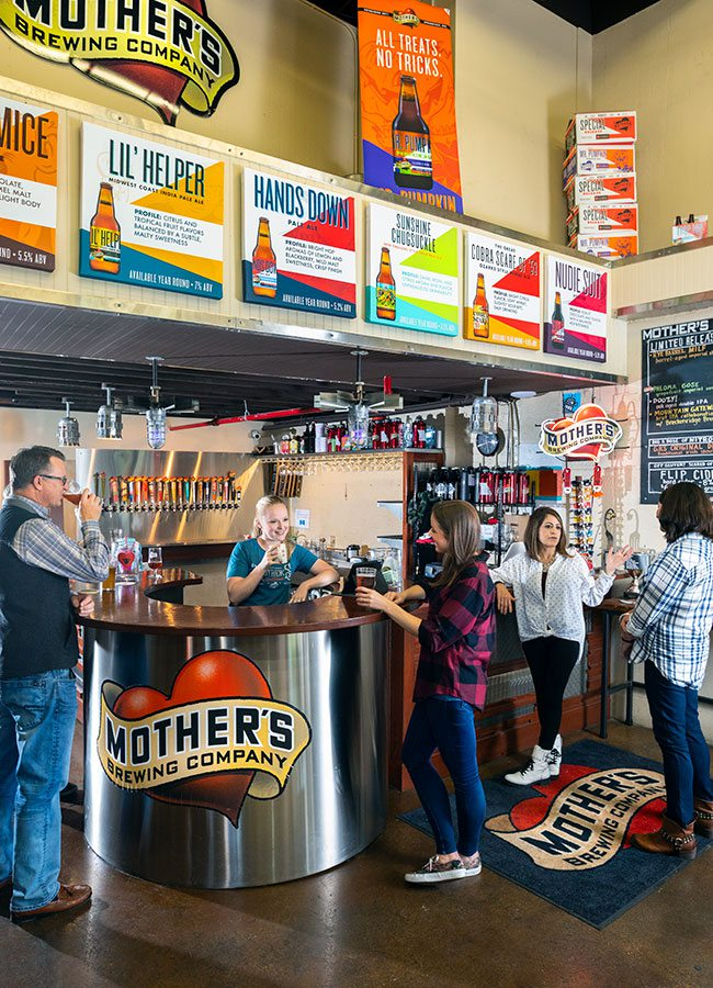 Mother's Tasting Room Springfield MO