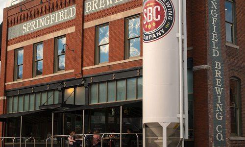 Springfield Brewing Company exterior photo