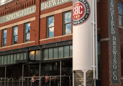 Springfield Brewing Company exterior photo