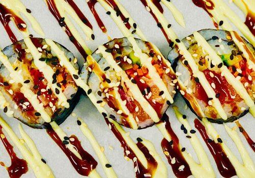 Craft Sushi rolls