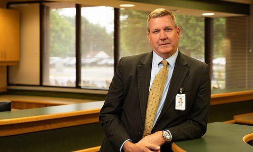 Craig McCoy, President of Mercy Communities in Springfield MO