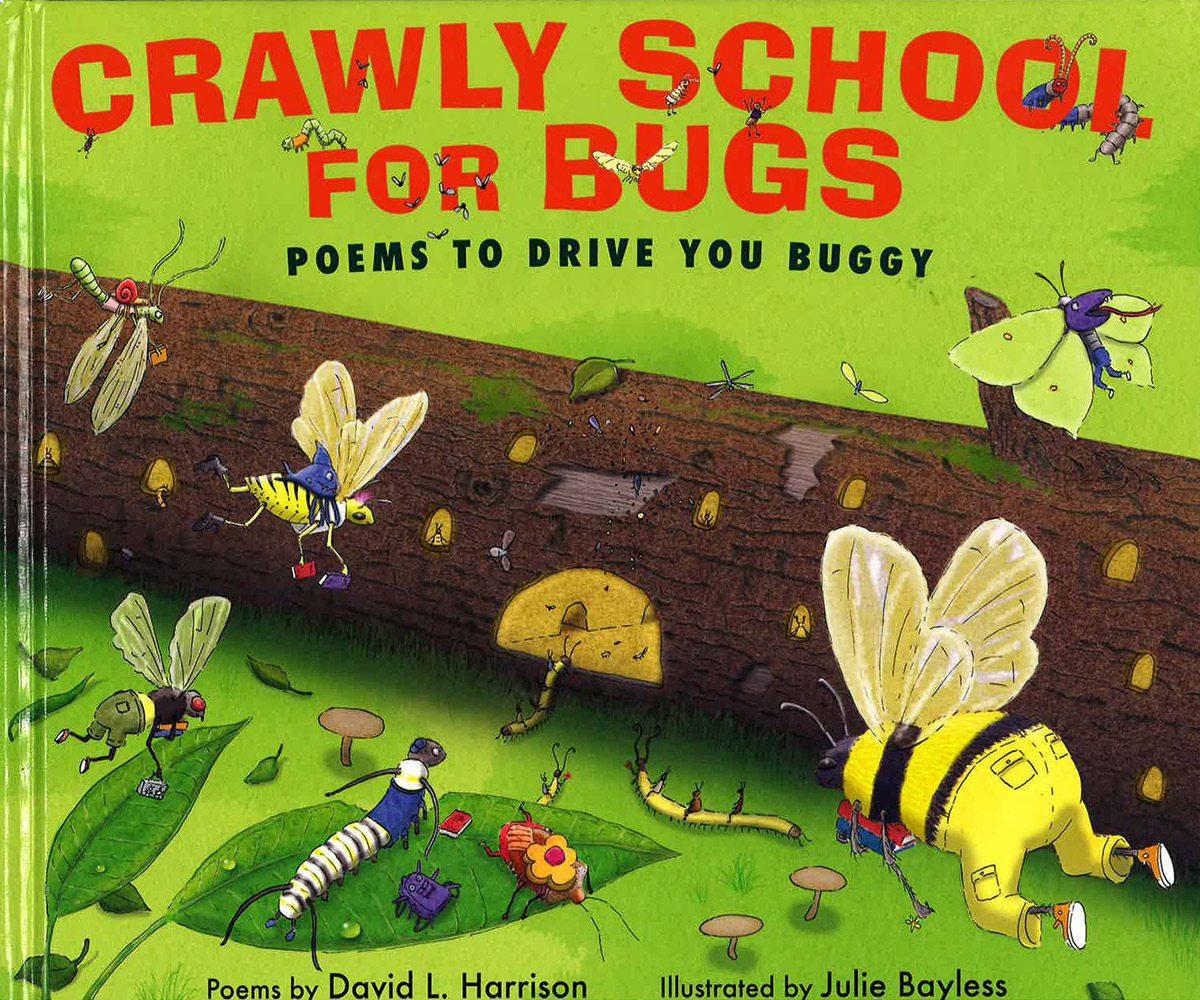 Crawly School for Bugs by David L. Harrison