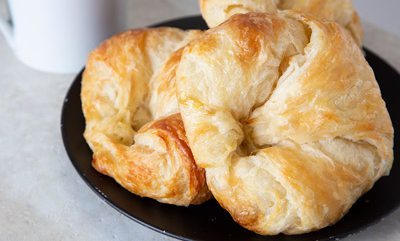 Croissants from Hy-Vee