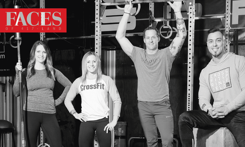 The Face of CrossFit: CrossFit Springfield