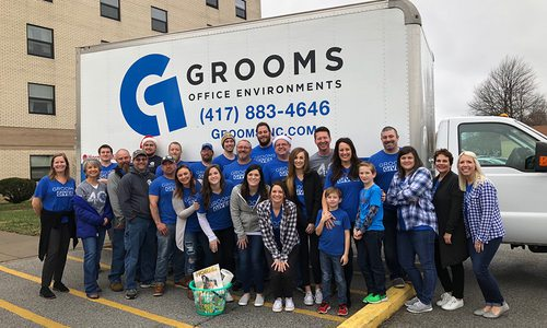 Why Grooms Office Environments Invests So Much in Its Employees