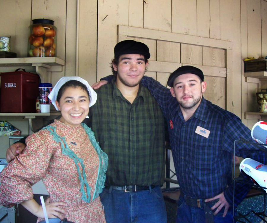 Employees are treated like family at Silver Dollar City