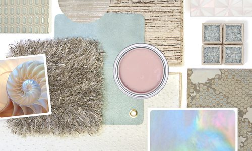 Bring A Serene Shimmer to Your Space