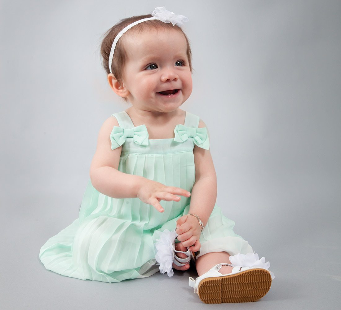 Cutest Baby Winner 2014: Eisley Belle Garcia