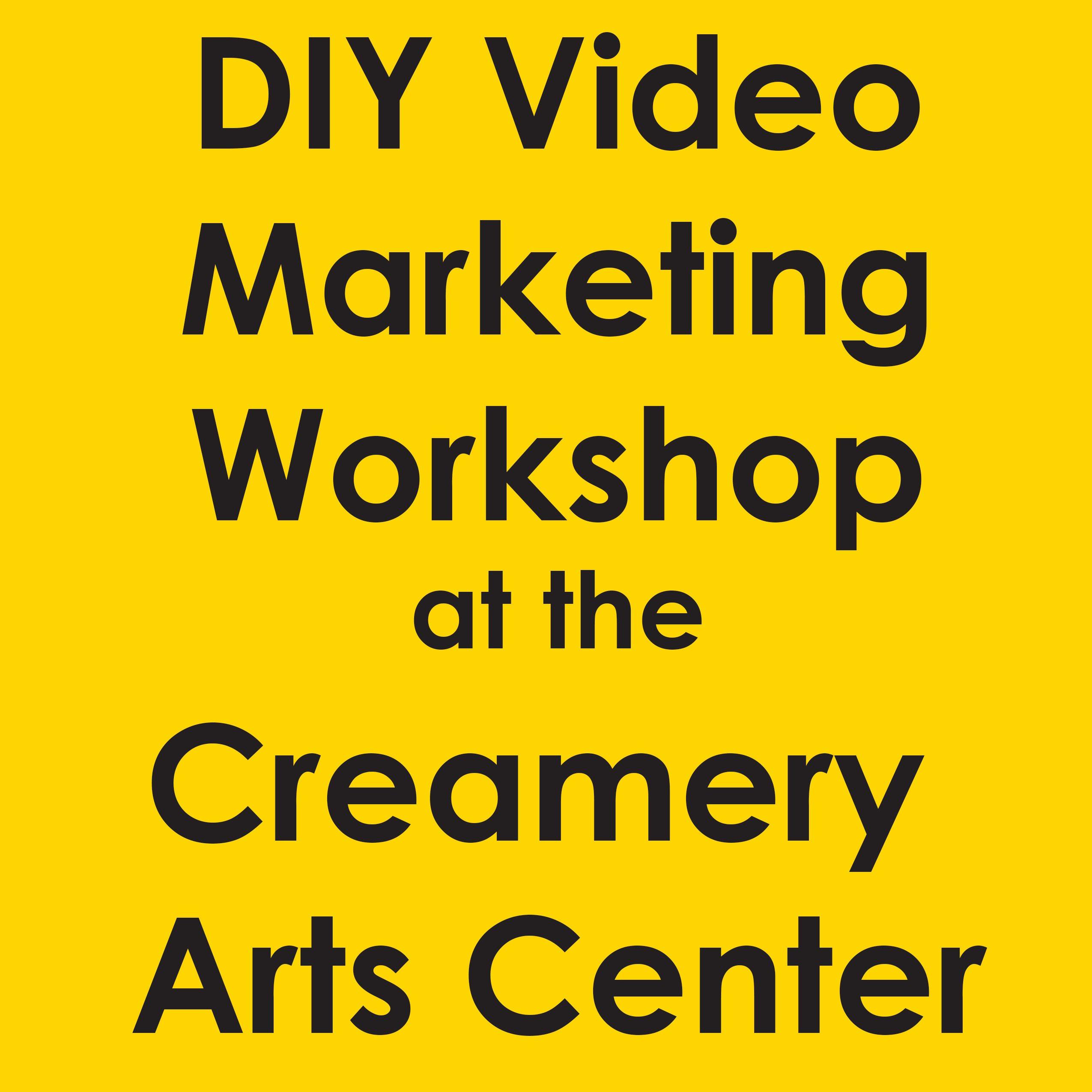 DIY Marketing Workshop in Springfield, MO